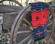 Vintage 20 x 40 Zapotec Rug Wall Hanging in Red Blue Black, Mexican Rug, Southwestern Home Decor Mexican Rug, Southwestern Home Decor, 90 Day Plan, Hacienda Style, Spanish Style, Wool Rug, Red And Blue, Etsy Seller, Rugs