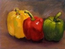 A visual display of paint works by Canadian artist Cheryl Todd Shergold. Residing in Crossfield, Alberta - Cheryl paints in oils, acrylics and watercolor. Visual Display, Canadian Artists, Cheryl, Stuffed Peppers, Oil, Stuffed Pepper, Stuffed Sweet Peppers, Butter