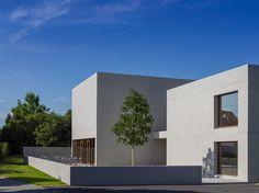 Haus für Geoinformation / Dominikus Stark Architekten - Kranzberg, Germany