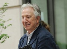 June 18, 2015 -- Alan Rickman ... out and about in New York City.
