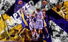 Kobe 'Baptized' CP3 Wallpaper