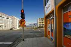 Click here and get 10% off on Red Street Corner (Reykjavik and anything else at Deborah Julian Art. Use Pinterest Exclusive Discount Code PIN10.