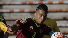 #MLS  NYCFC's Yangel Herrera penalty pushes Venezuela to U-20 World Cup final