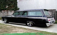 '62 Chevy Impala wagon, 409ci w/ 409hp,  SealingsAndExpungements.com Call 888-9-EXPUNGE  (888-939-7864)  Free evaluations/ Easy payment plans 'Seal past mistakes. Open future opportunities.'