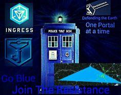 Ingress Resistance Tardis