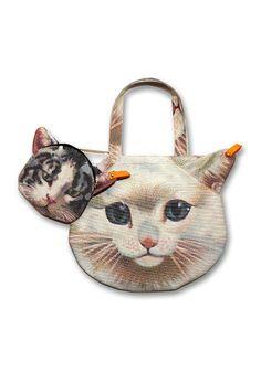 Cat Bag / Purse