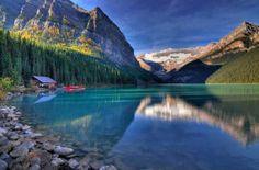 Lake Louise, Banff National Park, Canada.