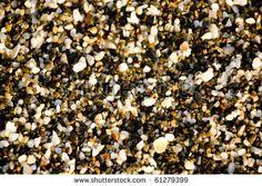 Close up of sand texture by worldinmyeyes