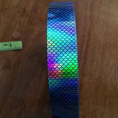 Scale Tape of Dragon Mermaid Lizard Fish - Purchase Tape Rolls or Customize Your length for nail art fishing lure hula hoop tape craft tape waterproof quality tape supply awesome
