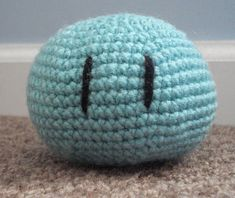 Crocheted Dango from the anime Clannad. @Abbey Adique-Alarcon Adique-Alarcon Adique-Alarcon :D