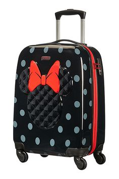 Shop Disney Ultimate 4-wheel cabin baggage Spinner suitcase 56x39.5x23.5cm Minnie Iconic in the official Samsonite Online Store. Discover our vast range of suitcases, laptop bags and other luggage.