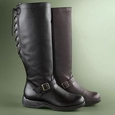 Martino Leather Winter Boots - I'll take the inexpensive version of these.  :)