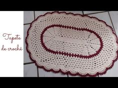 Cross Stitch Designs, Dyi, Crochet Hats, Rugs, Youtube, Home Decor, Mascara, Pasta, Instagram