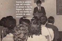 Manuel Ruiz Figueroa, conferencia en México en 1982