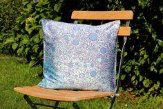cuscini - cushions 100% seta - silk handmade batik unique piece 40 x40 cm