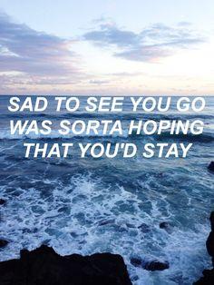 Do I Wanna Know // Arctic Monkeys