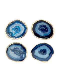 C.Wonder agate coasters.