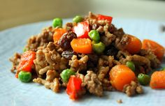 Manila Spoon: Arroz a la Cubana (Cuban Style Rice)  This is for the stuffed peppers. Must try.