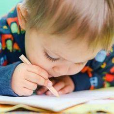 In groep 1 en 2 niet toetsen, maar observeren! Kids Education, Montessori, School, Teaching, Face, Early Education, Schools, Education, Faces