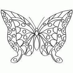 mariposas para imprimir - Buscar con Google