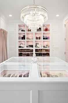Portfolio - Christopher Scott Cabinetry & Design Dressing Room Closet, Dressing Room Design, Walk In Closet Design, Closet Designs, Beautiful Closets, Luxury Closet, Glam Closet, Cute Dorm Rooms, Glam Room
