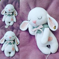 "304 Likes, 5 Comments - Marleen's by Daniela Groß (@marleensmadeforyou) on Instagram: ""MIA. ..pattern @amalou.designs für @janzi_1405 #crochetlove #häkeln #crochet #marleensmadeforyou…"""