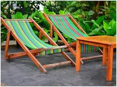 Free DIY Outdoor Furniture Plans for Easy Storage – Tired of trying to find space to store your summer furniture? Here are some do it yourself woodwork project plans and instructions to help you craft your own easy-to-store, foldable and stackable outdoor furnishings. Select from a dozen great designs for all types of furniture.