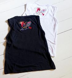 cool unicorn embroidered organic tees by sas and Yosh Organic Cotton, This Is Us, Rainbow Colours, Feminine, Summer Days, Unicorns, Tees, Celebrities, Pattern