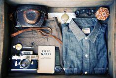 Vintage Travel essentials