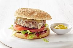 Why order take-aways when you can enjoy these loaded hamburgers at home?