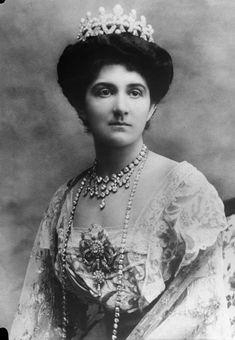 1900 The beautiful Elena of Montenegro, Queen of Italy
