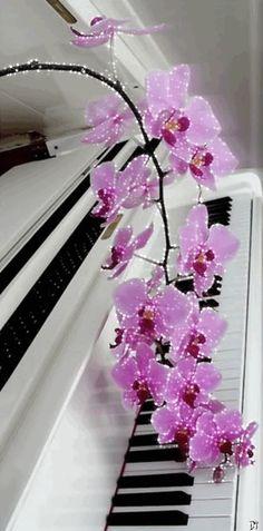 Glitter Gif, Glass Vase, Plants, Decor, Moving Pictures, Decoration, Plant, Decorating, Planets
