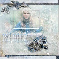 winter Solstice - Digishoptalk - The Hub of the Digital Scrapbooking Community
