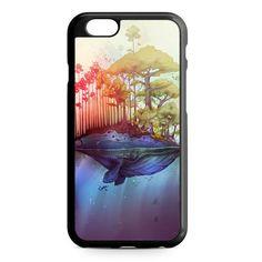 Whale Island Thiago Neumann iPhone 7