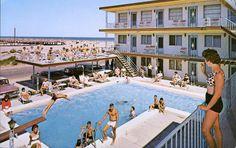 Aqua Motel, Wildwood Crest, New Jersey
