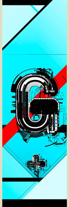 TYPE / OUTER SPACE on Behance