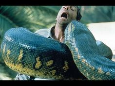 Anaconda (1997) - Melhores Cenas (HD) DELICIOUSLY HORRID AND UNBELIEVABLE TO THE VERY END