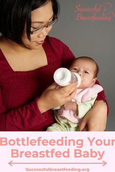 How to Use Paced Bottle Feeding with Your Breastfed Baby. Breastfeeding Supplements, Breastfeeding Classes, Breastfeeding Problems, Breastfeeding Support, Bottle Feeding Breastmilk, How To Breastfeed Newborns, Pumping At Work, Infant Classroom, Increase Milk Supply
