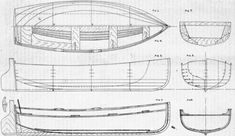 Have you been thinking about building your own boat, but think it may be too much hassle? It is true that boat plans can be pretty complicated. Wooden Boat Building, Boat Building Plans, Boat Plans, Make A Boat, Build Your Own Boat, How To Build Abs, Carpentry Skills, Boat Kits, Jon Boat