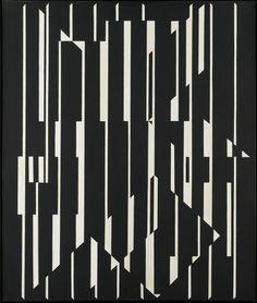 Altaïr - Vasarely, 1955