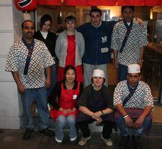 Kintaro ou l'un des meilleurs restaurant japonais traditionnel à Paris.