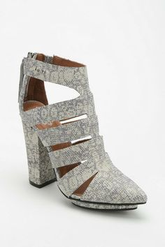 Jeffrey Campbell Idina Scaled Platform Ankle Boot #urbanoutfitters