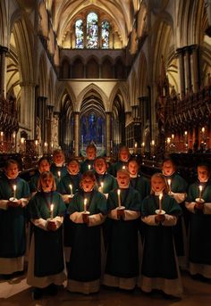 Salisbury Cathedral Choristers