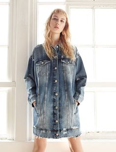 TRF / I AM DENIM 2-EDITORIALS | ZARA United States