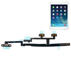 [$2.64] High Quality Power-on Flex Cable Ribbon for iPad Air