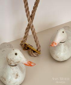 Amy Meier Desgin | Coronado Project Detail Rope Detail