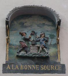 Rue Mouffetard, Paris