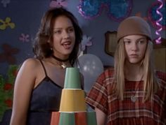 Jessica Alba on The Secret World of Alex Mack  The Dark Angel and Fantastic Four star was a Paradise Valley mean girl named — wait for it — Jessica. 15 Weird Roles Famous Actors Played Before They Blew Up