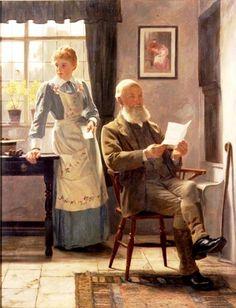James Hayllar (1829–1920)  Англия