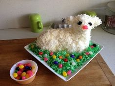 Make The Best Lamb Cake Ever – A Tutorial And Lamb Cake Recipes